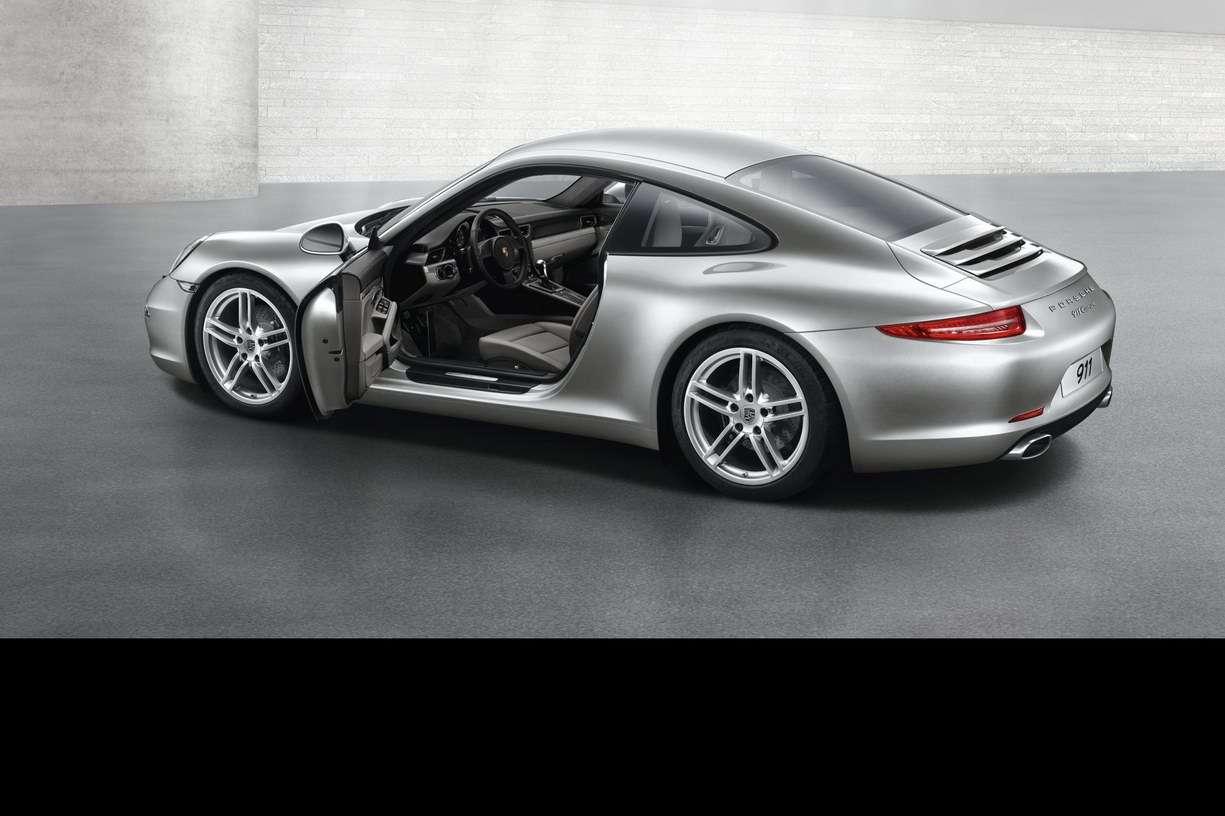 Porsche 911 991 szeroka galeria wrzesien 2011