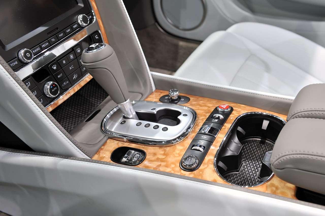 Bentley Continental GTC W12 frankfurt fot wrzesien 2011