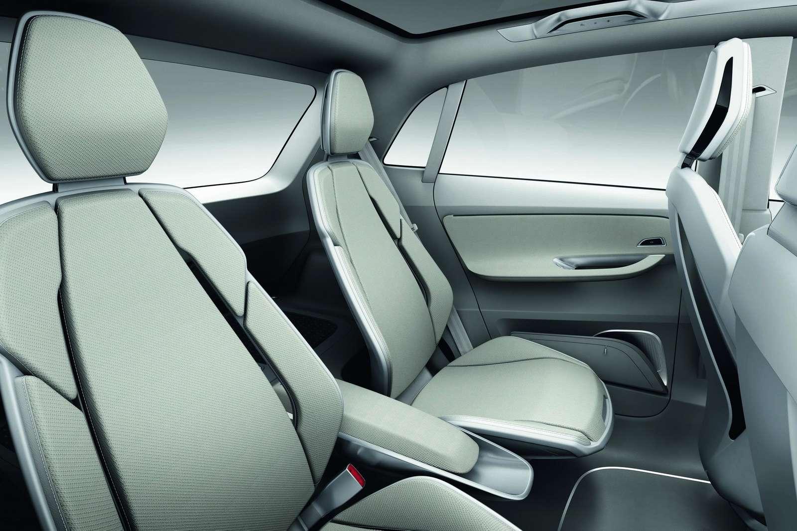Audi A2 Concept first photo wrzesien 2011