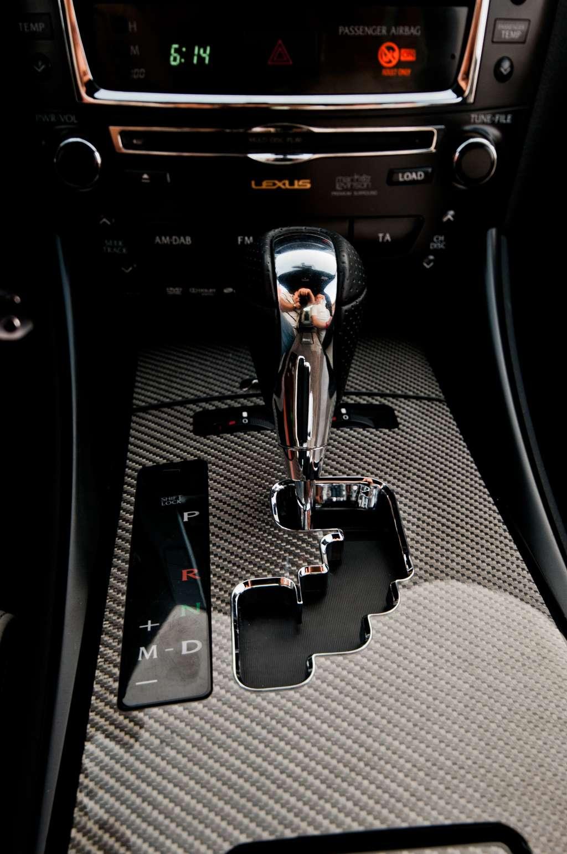 Lexus ISF test wrzesien 2011