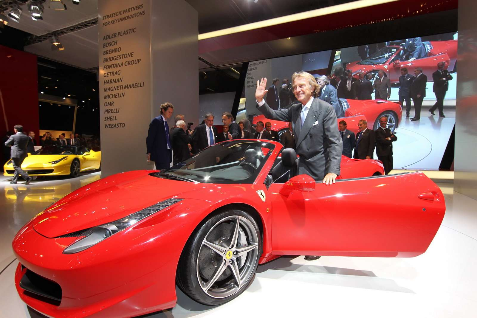 IAA 2011 International Motor Show Frankfurt