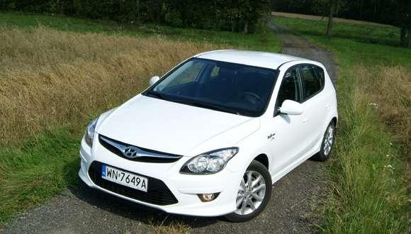 Hyundai i30 1.6 CVVT Blue Drive