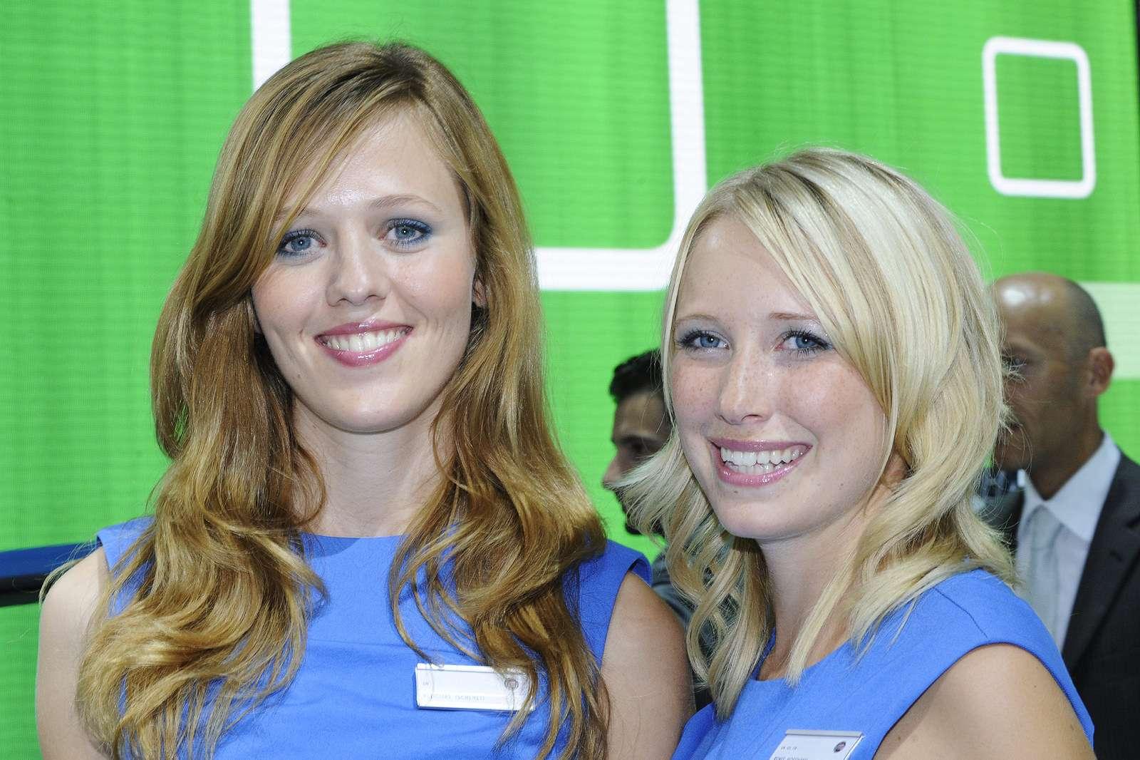 Dziewczyny Frankfurt 2011 wrzesien 2011