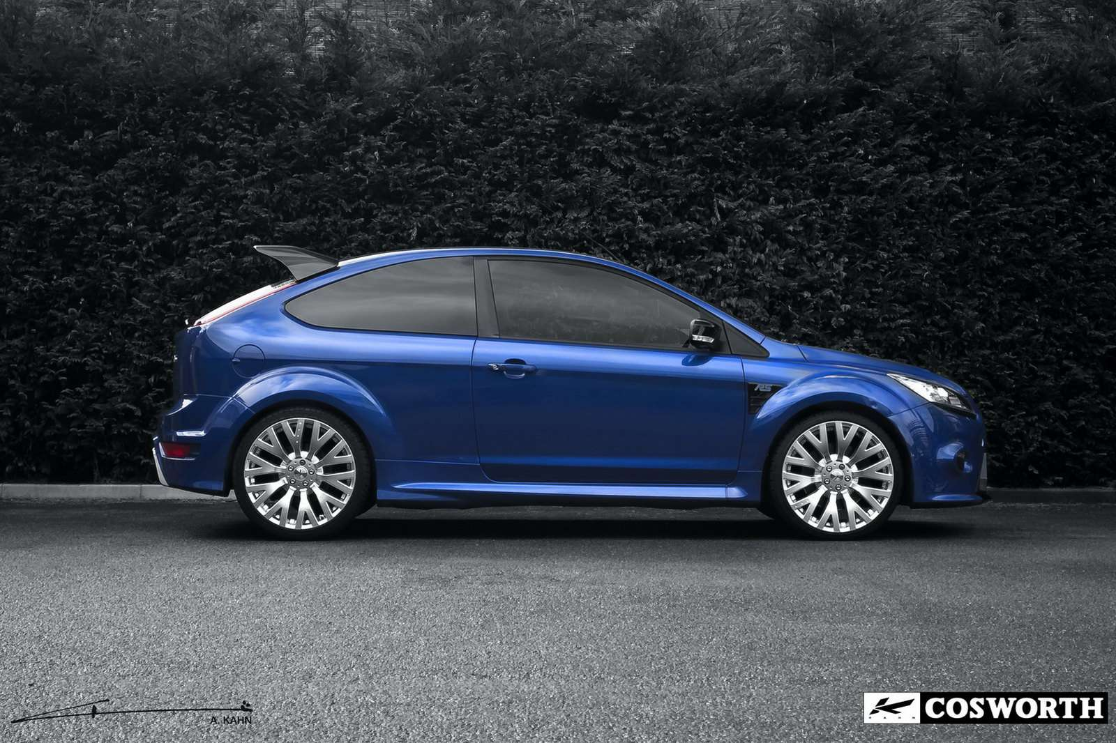 Ford Focus RS Project Kahn wrzesien 2011