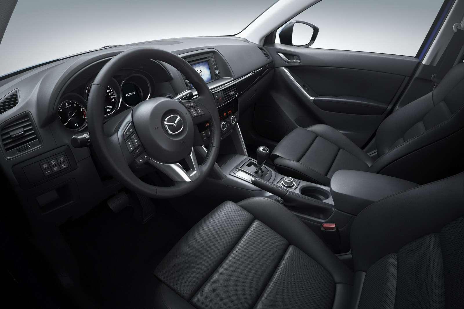 2013 Mazda CX-5 fot frankfurt wrzesien 2011