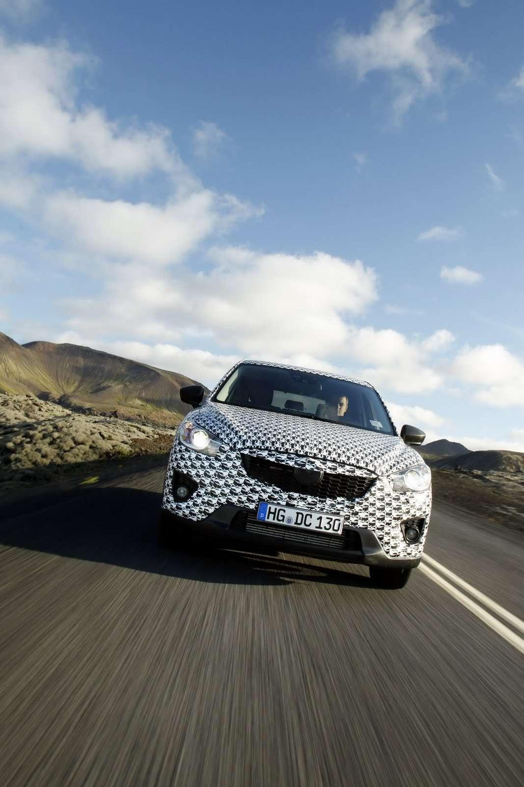 Mazda CX5 oficjalnie fot wrzesien 2011