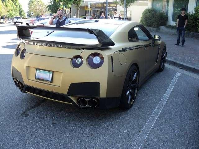 Skonfiskowane pojazdy kanada wrzesien 2011
