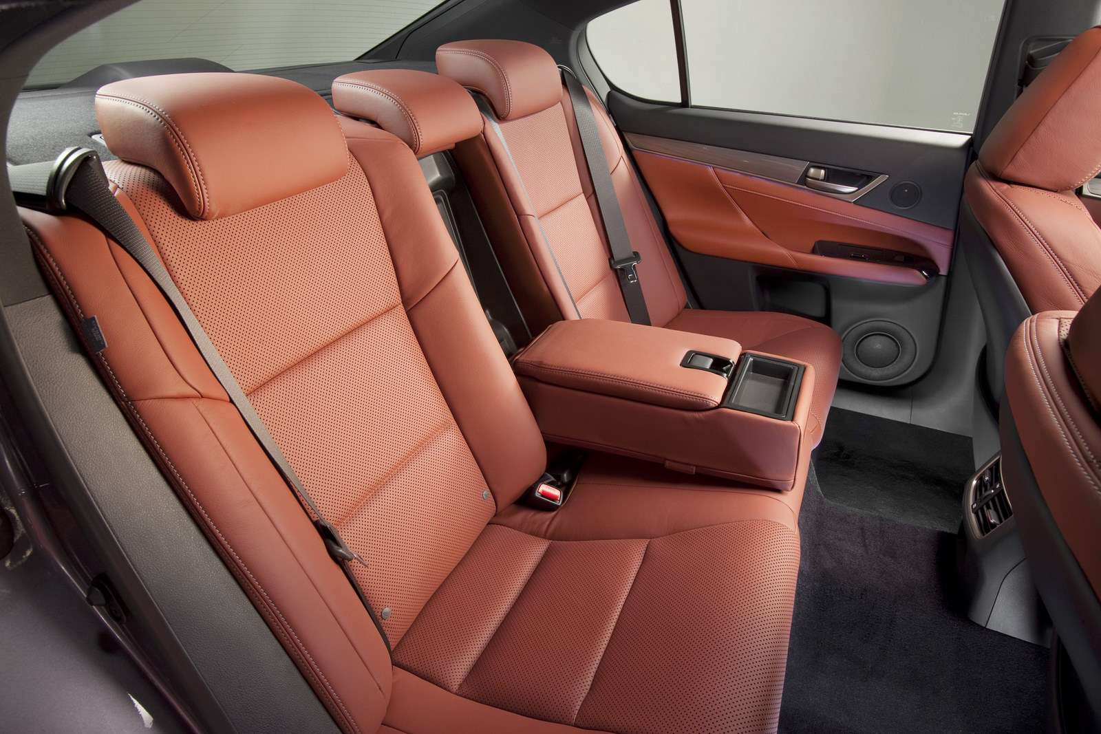 Lexus GS350 F Sport fot pazdziernik 2011