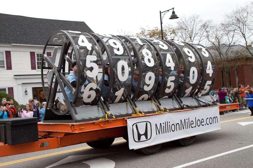 Honda Accord 1990 milion mil pazdziernik 2011