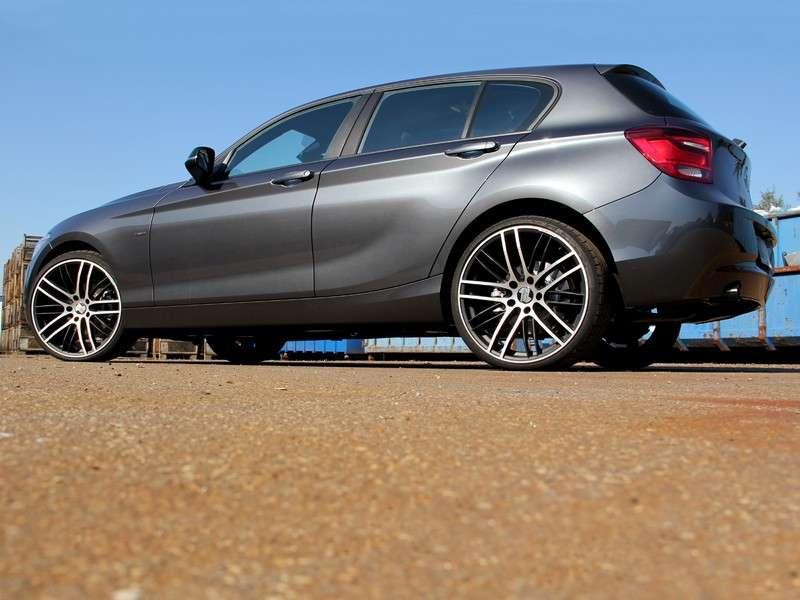 BMW serii 1 Kelleners Sport pazdziernik 2011