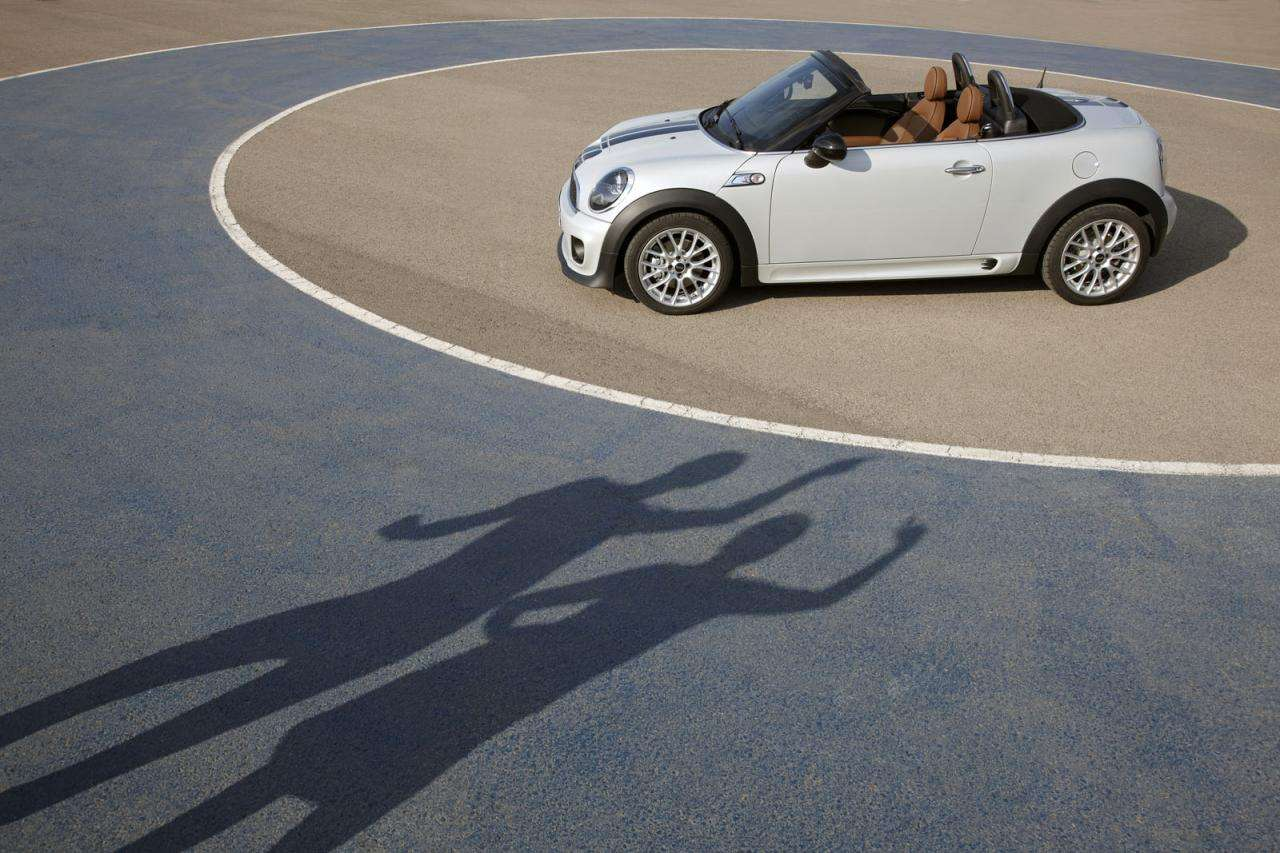 Mini Coupe Roadster listopad 2011