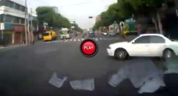 Ruch uliczny w Korei Południowej