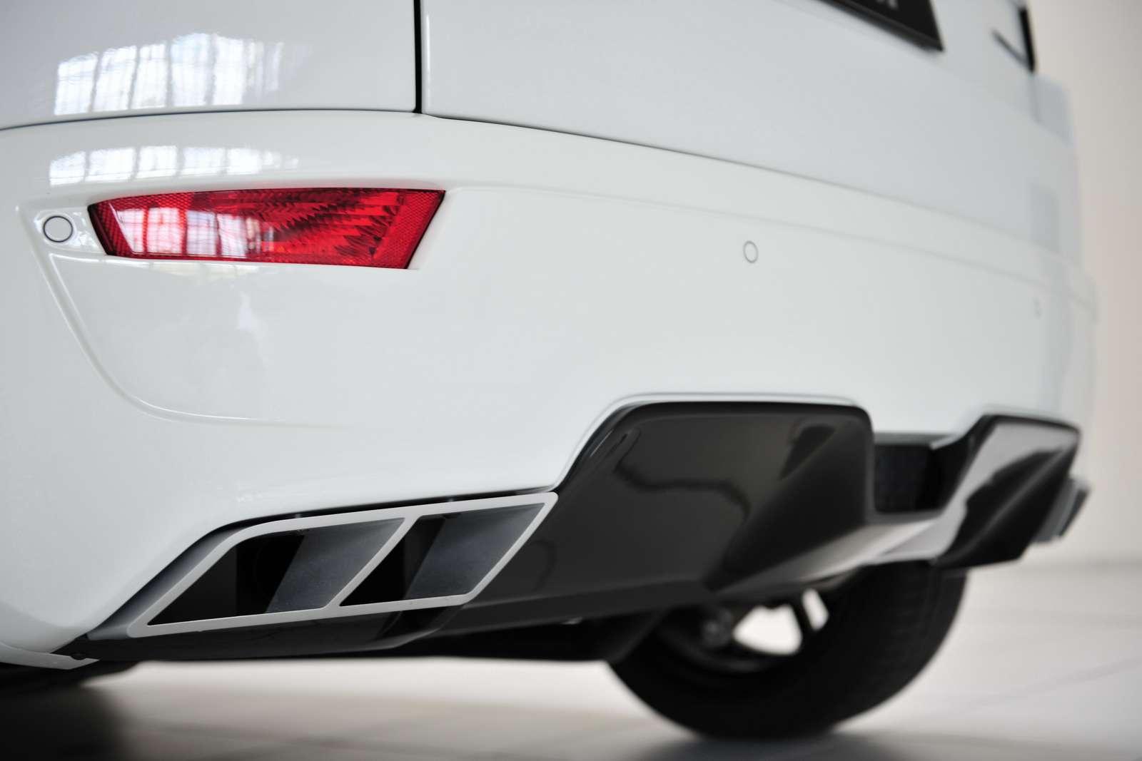 Range Rover Evoque startech fot listopad 2011