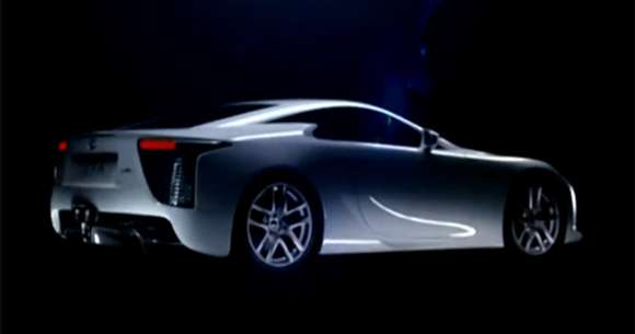 the history of lexus lfa glo
