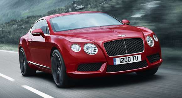 bentley continental gt v8 1 glo