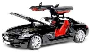 Mercedes SLS AMG pendrive fot grudzien 2011