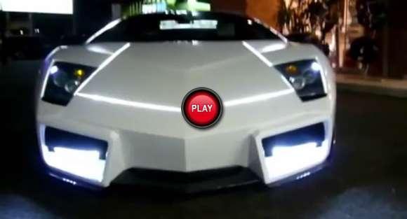 Lamborghini: ledy