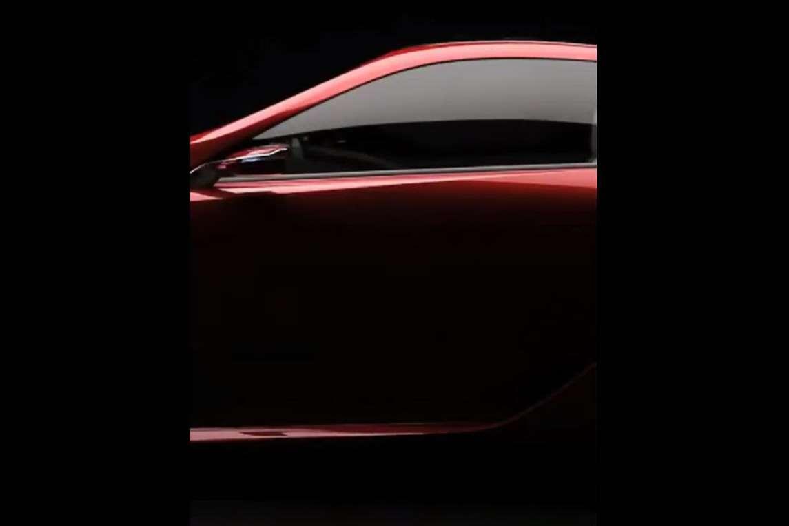 Lexus LF-LC fot wyciek grudzien 2011