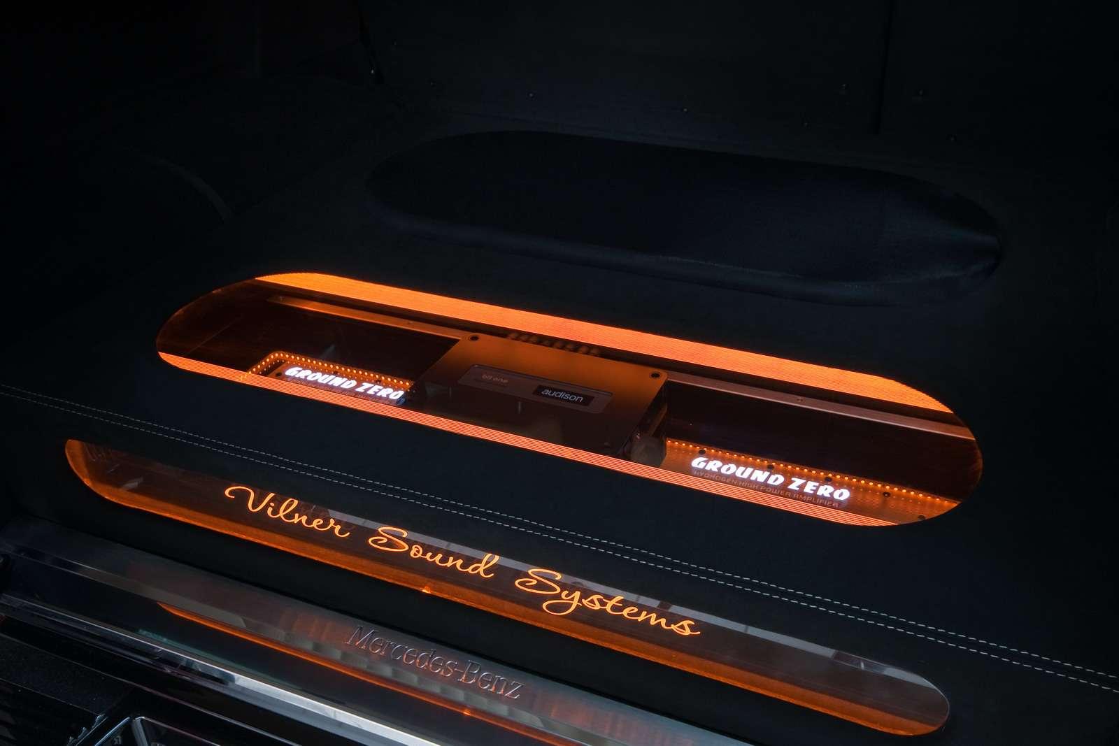 Mercedes G klasa od vilner grudzien 2011