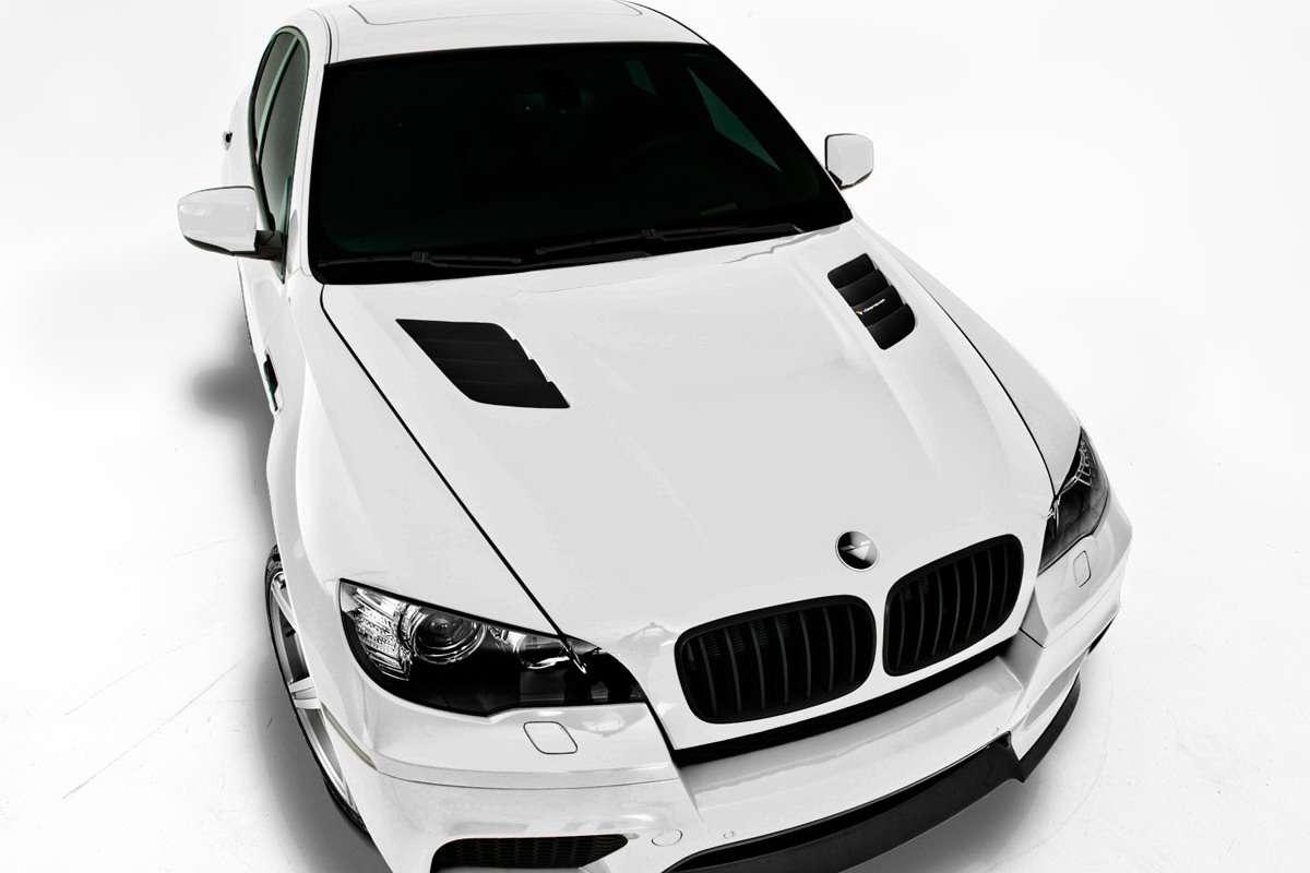 BMW X5M od Vorsteiner grudzien 2011