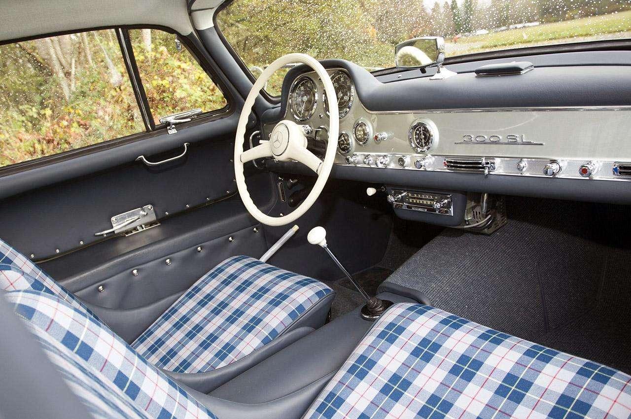 Mercedes 300 Sl Gullwing fot styczen 2012