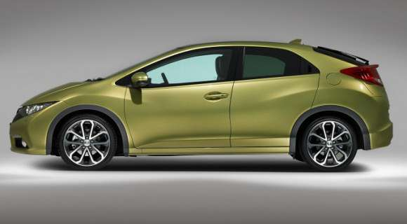 2012 honda civic hatch 12 glo
