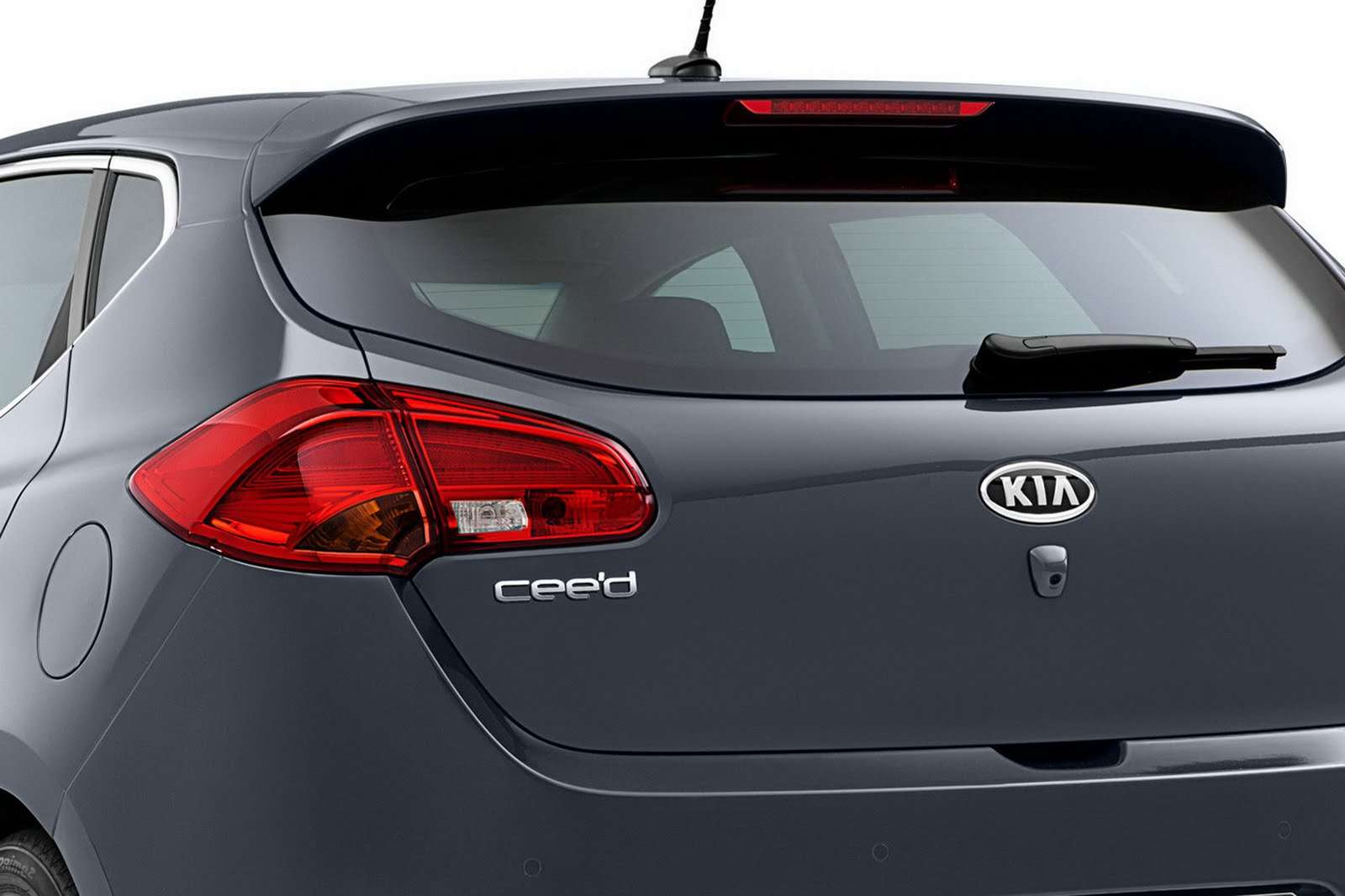 Kia ceed 2012 new photo plus tyl styczen 2012