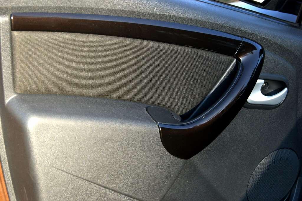 Dacia Duster 4wd fot test styczen 2012