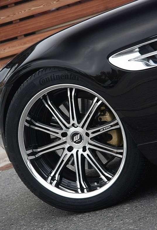 BMW Z8 zmodyfikowane przez Senner tuning styczen 2012