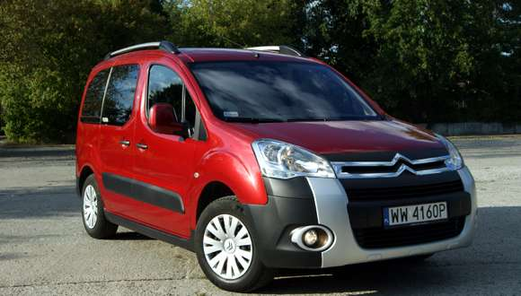 Citroen Berlingo 1.6 HDI XTR test