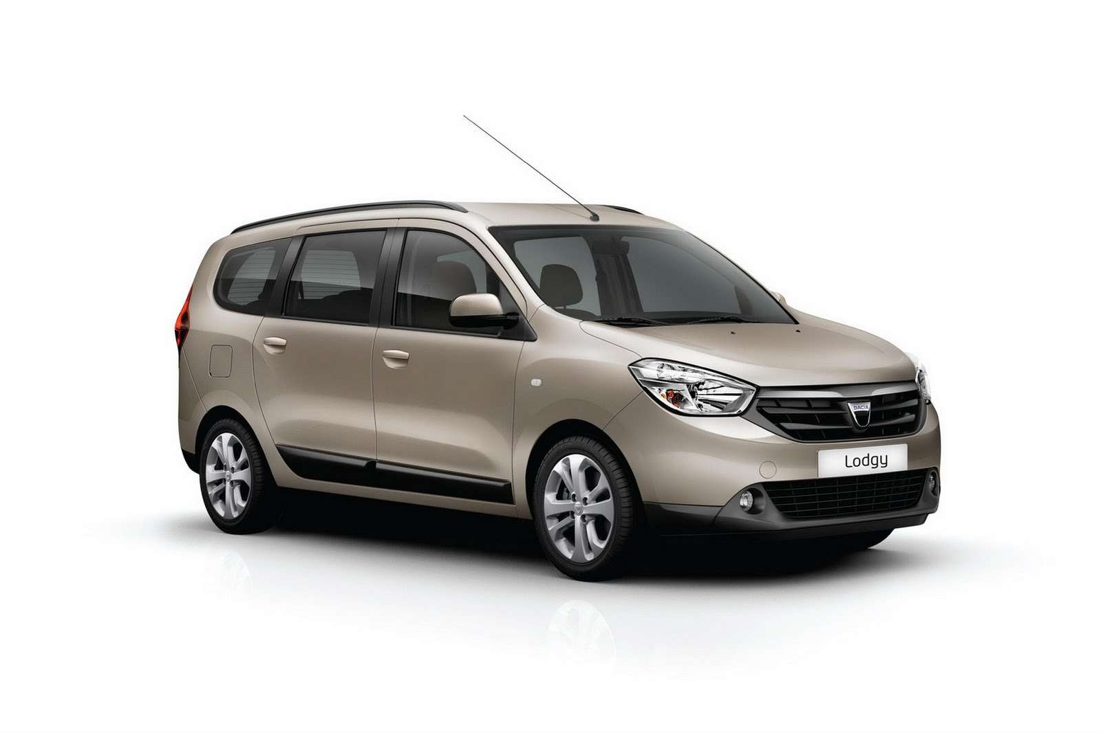 Dacia Lodgy new car photo styczen 2012