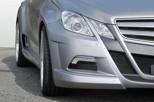 Mercedes E Coupe fab design styczen 2012
