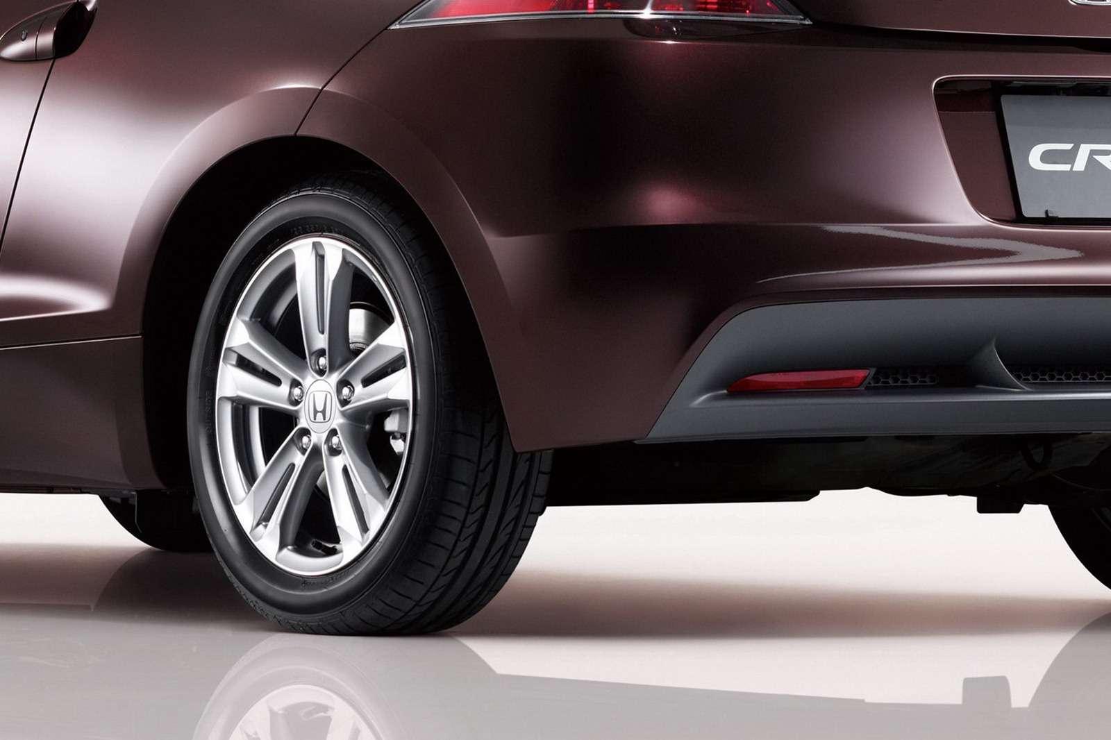 Honda CR-Z limitowana edycja styczen 2012