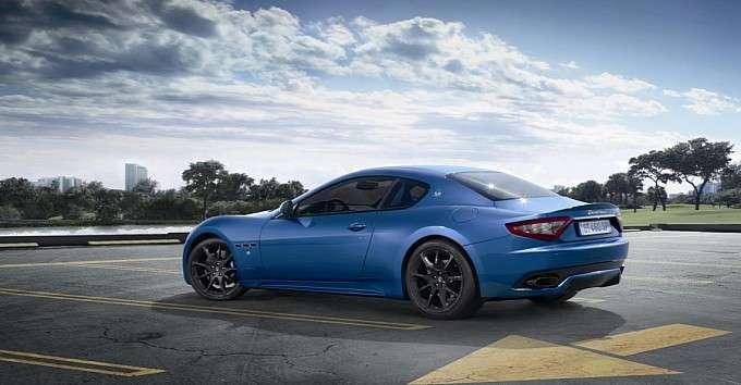2012 Maserati GranTurismo Sport Revealed Replacing S