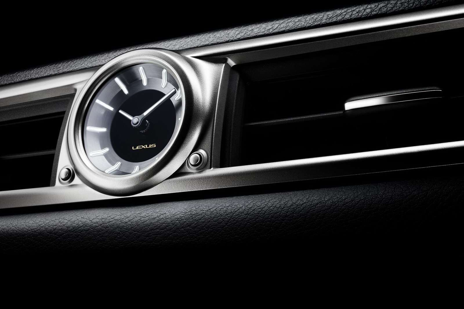 2013 Lexus GS oficjalnie fot sierpien 2011