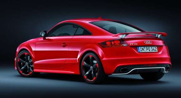 Nowe 2013 Audi TT RS Plus