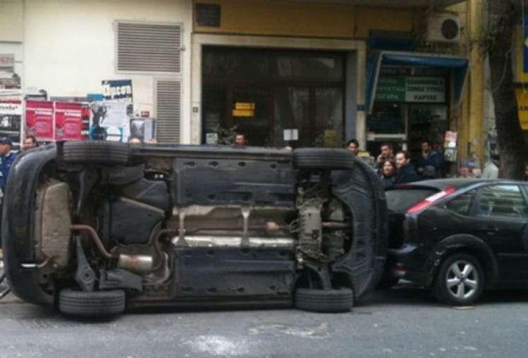Audi A3 karne parkowanie fot luty 2012