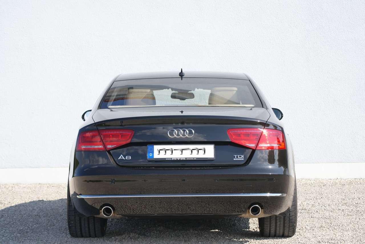 Audi A8 TDI by MTM