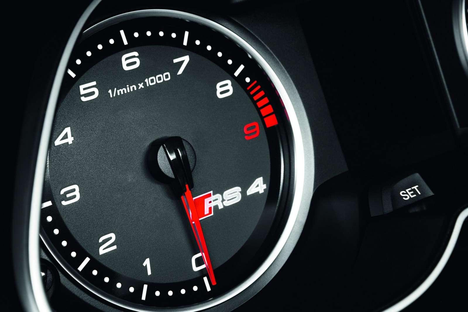 Nowe Audi RS4 Avant oficjalnie luty 2012