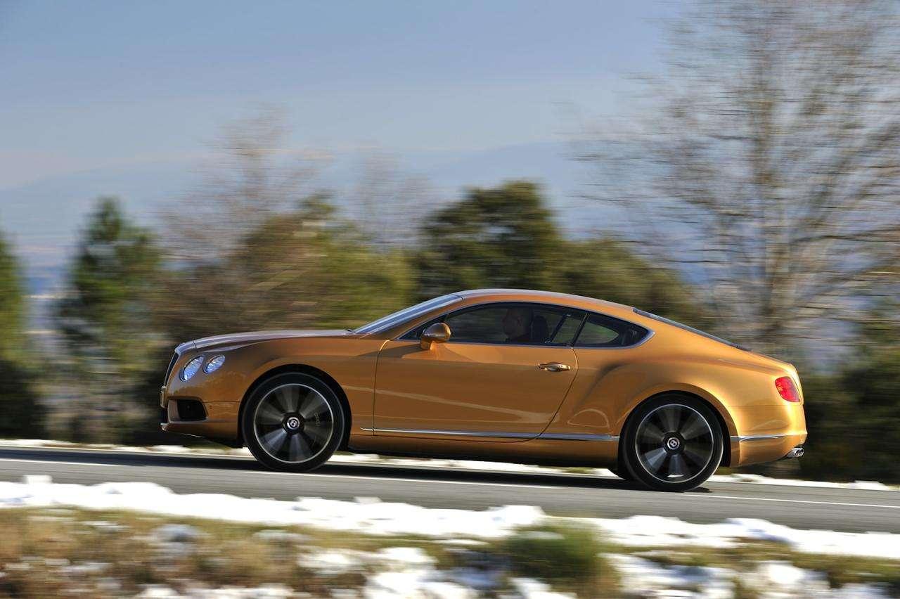 Bentley Continental GT i GTC V8