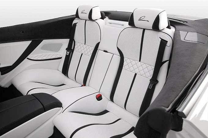 BMW 650i Cabrio Lumma CLR 600 GT luty 2012