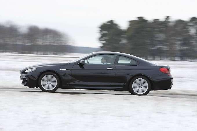 BMW 640d xDrive 2013 oficjalne