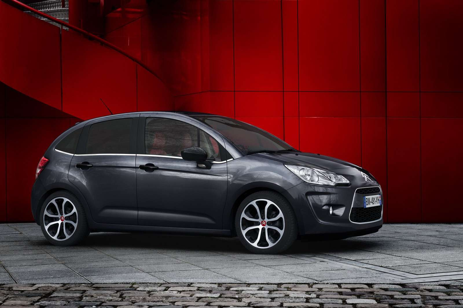 Citroen C3 Red Block oficjalne
