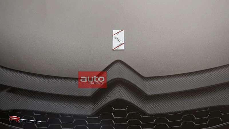 Nowy Citroen DS4 Racing nieoficjalnie