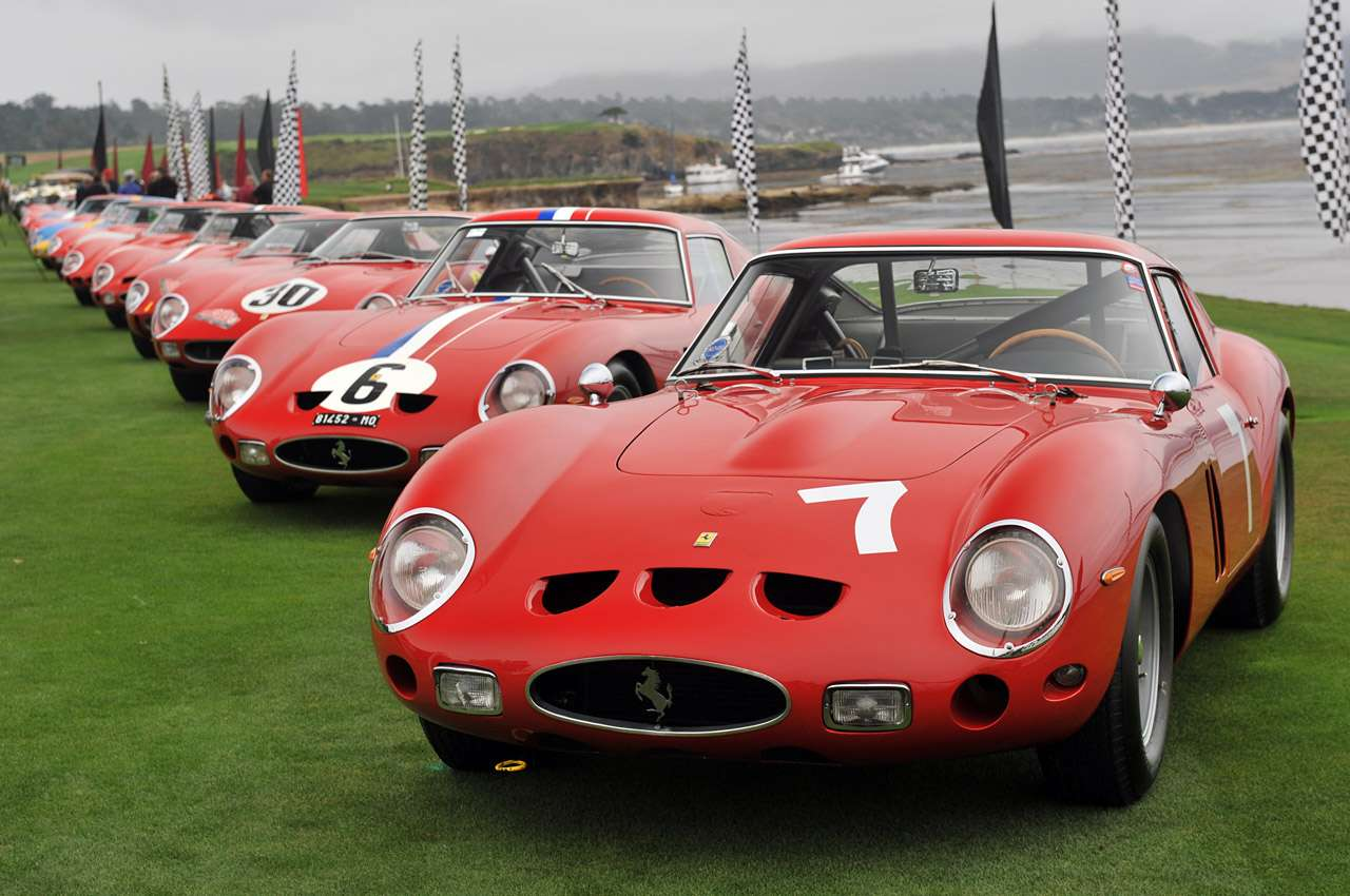 Ferrari 250 GTO luty 2012