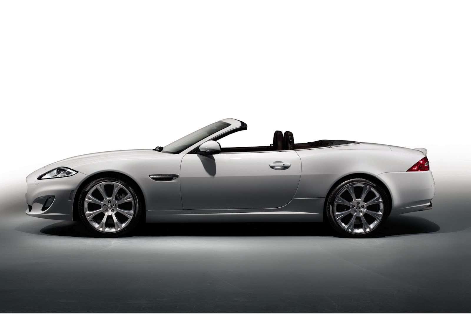 Jaguar XK Artisan Special Edition