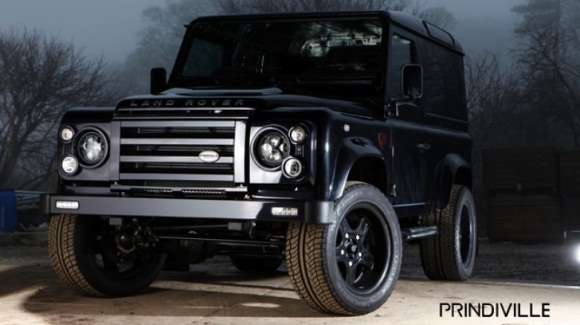 Land Rover Defender Prindiville Design
