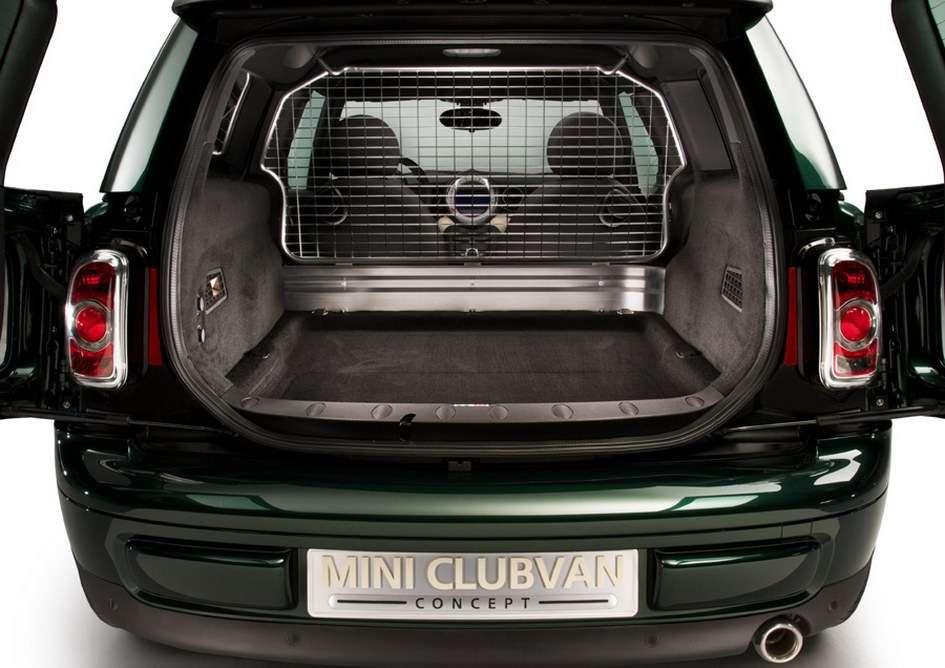 MINI Clubvan pierwsze oficjalne zdjecia