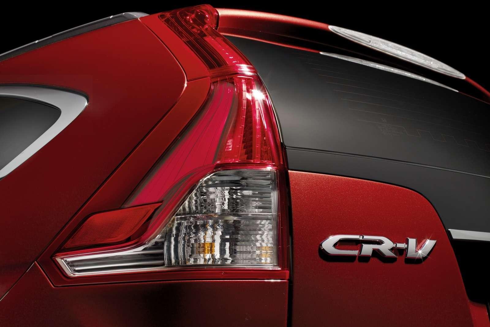 Honda CR-V Prototype na rynek europejski