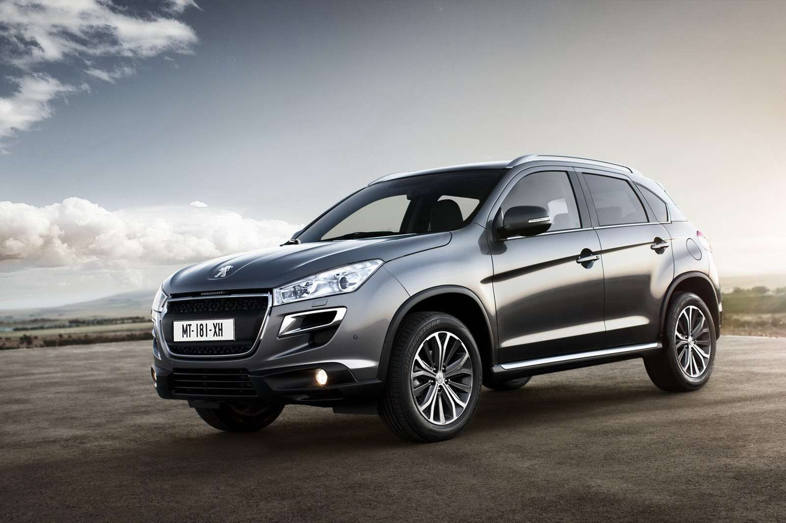 Peugeot 4008 Crossover